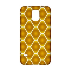 Snake Abstract Background Pattern Samsung Galaxy S5 Hardshell Case