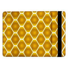 Snake Abstract Background Pattern Samsung Galaxy Tab Pro 12.2  Flip Case