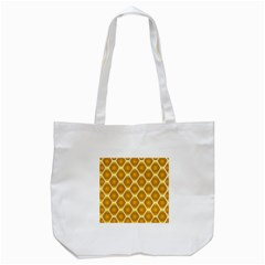 Snake Abstract Background Pattern Tote Bag (White)