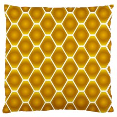 Snake Abstract Background Pattern Standard Flano Cushion Case (One Side)