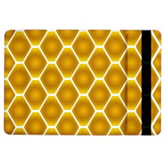 Snake Abstract Background Pattern iPad Air 2 Flip