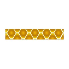 Snake Abstract Background Pattern Flano Scarf (mini)