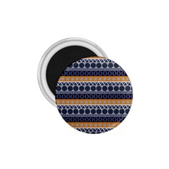 Seamless Abstract Elegant Background Pattern 1.75  Magnets