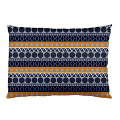 Seamless Abstract Elegant Background Pattern Pillow Case