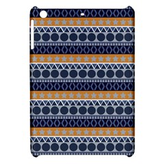 Seamless Abstract Elegant Background Pattern Apple iPad Mini Hardshell Case