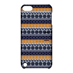 Seamless Abstract Elegant Background Pattern Apple iPod Touch 5 Hardshell Case with Stand