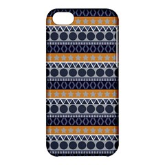 Seamless Abstract Elegant Background Pattern Apple Iphone 5c Hardshell Case
