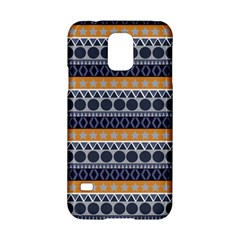 Seamless Abstract Elegant Background Pattern Samsung Galaxy S5 Hardshell Case