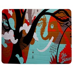 Colorful Graffiti In Amsterdam Jigsaw Puzzle Photo Stand (rectangular)
