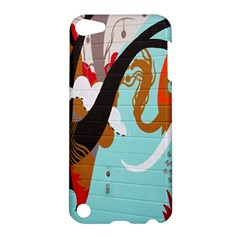 Colorful Graffiti In Amsterdam Apple Ipod Touch 5 Hardshell Case