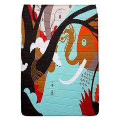 Colorful Graffiti In Amsterdam Flap Covers (S)
