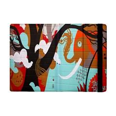 Colorful Graffiti In Amsterdam iPad Mini 2 Flip Cases