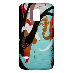 Colorful Graffiti In Amsterdam Galaxy S5 Mini