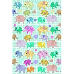 Cute elephants  5.5  x 8.5  Notebooks
