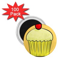 Cake Bread Pie Cerry 1.75  Magnets (100 pack)