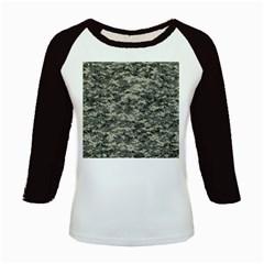 Us Army Digital Camouflage Pattern Kids Baseball Jerseys