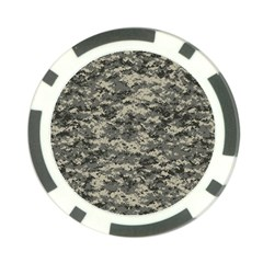 Us Army Digital Camouflage Pattern Poker Chip Card Guard (10 Pack)