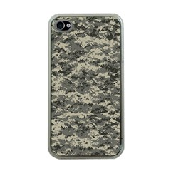 Us Army Digital Camouflage Pattern Apple iPhone 4 Case (Clear)