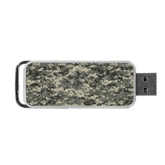 Us Army Digital Camouflage Pattern Portable Usb Flash (two Sides)