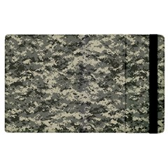Us Army Digital Camouflage Pattern Apple Ipad 2 Flip Case