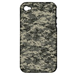 Us Army Digital Camouflage Pattern Apple iPhone 4/4S Hardshell Case (PC+Silicone)
