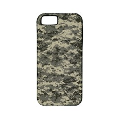 Us Army Digital Camouflage Pattern Apple iPhone 5 Classic Hardshell Case (PC+Silicone)