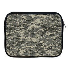 Us Army Digital Camouflage Pattern Apple Ipad 2/3/4 Zipper Cases