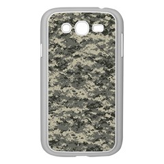Us Army Digital Camouflage Pattern Samsung Galaxy Grand DUOS I9082 Case (White)
