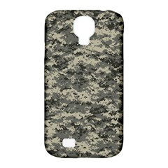 Us Army Digital Camouflage Pattern Samsung Galaxy S4 Classic Hardshell Case (PC+Silicone)