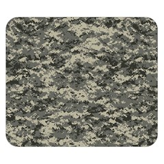 Us Army Digital Camouflage Pattern Double Sided Flano Blanket (small)