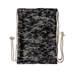 Us Army Digital Camouflage Pattern Drawstring Bag (small)