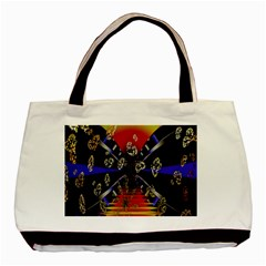 Diamond Manufacture Basic Tote Bag (two Sides)