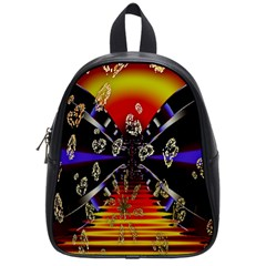 Diamond Manufacture School Bags (Small)