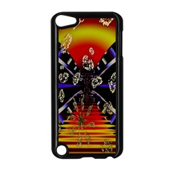 Diamond Manufacture Apple Ipod Touch 5 Case (black)
