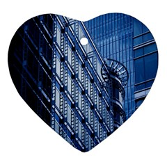 Building Architectural Background Ornament (heart)