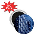 Building Architectural Background 1.75  Magnets (100 pack)  Front