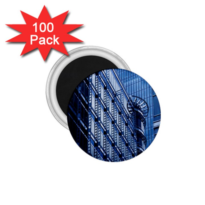 Building Architectural Background 1.75  Magnets (100 pack)