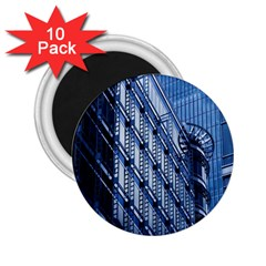 Building Architectural Background 2.25  Magnets (10 pack)