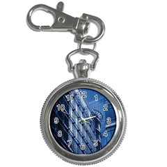 Building Architectural Background Key Chain Watches