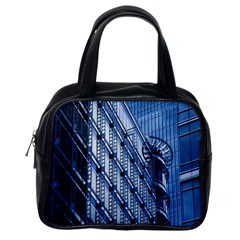 Building Architectural Background Classic Handbags (one Side)