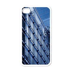 Building Architectural Background Apple Iphone 4 Case (white)