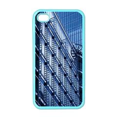 Building Architectural Background Apple iPhone 4 Case (Color)