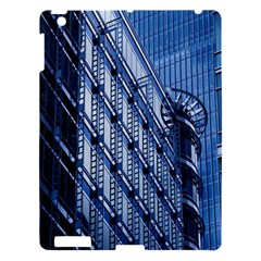 Building Architectural Background Apple iPad 3/4 Hardshell Case