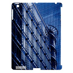 Building Architectural Background Apple Ipad 3/4 Hardshell Case (compatible With Smart Cover)