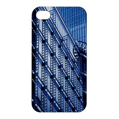 Building Architectural Background Apple iPhone 4/4S Premium Hardshell Case