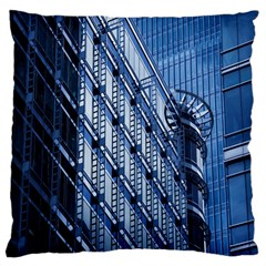Building Architectural Background Large Cushion Case (One Side)