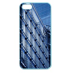 Building Architectural Background Apple Seamless Iphone 5 Case (color)