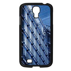 Building Architectural Background Samsung Galaxy S4 I9500/ I9505 Case (Black)