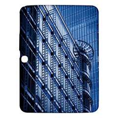 Building Architectural Background Samsung Galaxy Tab 3 (10 1 ) P5200 Hardshell Case