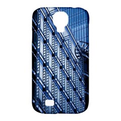 Building Architectural Background Samsung Galaxy S4 Classic Hardshell Case (PC+Silicone)